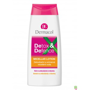 DC DETOX & DEFENCE MICELLAR LOTION