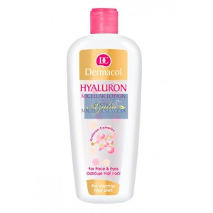 DC Hyaluron Cleansing micellar lotion